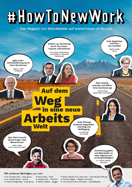 Magazin Future of HR