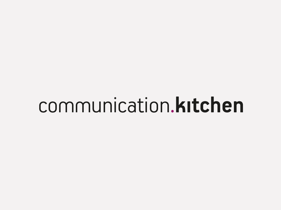 Logo communication.kitchen