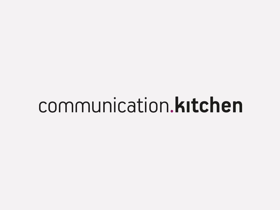Logo communication.kitchen
