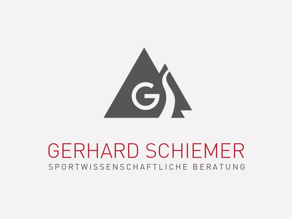 Logo Gerhard Schiemer