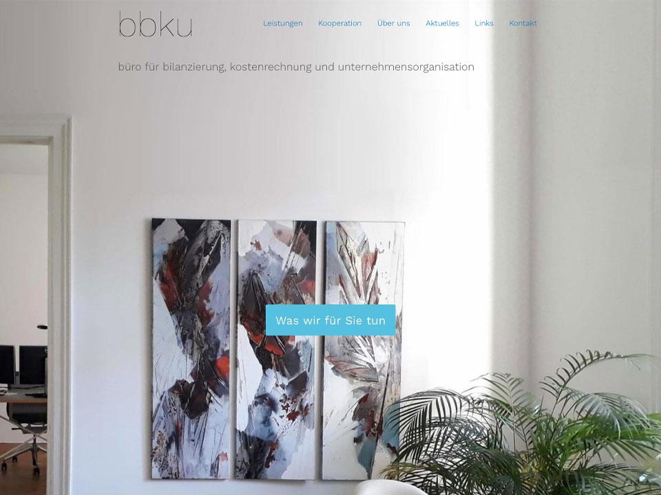 Website bbku